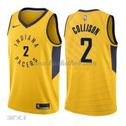 NBA Basketball Trøje Børn Indiana Pacers 2018 Darren Collison 2# Statement Edition..