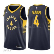 NBA Basketball Trøje Børn Indiana Pacers 2018 Victor Oladipo 4# Icon Edition..