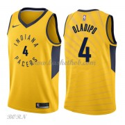NBA Basketball Trøje Børn Indiana Pacers 2018 Victor Oladipo 4# Statement Edition..