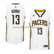 Indiana Pacers Basketball Trøjer 2015-16 Paul George 13# Home..