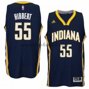 Indiana Pacers Basketball Trøjer 2015-16 Roy Hibbert 55# Road..