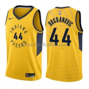 Indiana Pacers Basketball Trøjer 2018 Bojan Bogdanovic 44# Statement Edition..