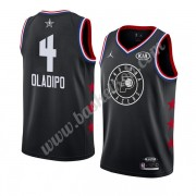 Indiana Pacers 2019 Victor Oladipo 4# Sort All Star Game Swingman Basketball Trøjer..