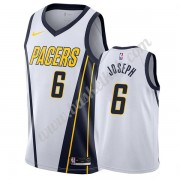 Indiana Pacers Basketball Trøjer NBA 2019-20 Cory Joseph 6# Hvid Earned Edition Swingman..