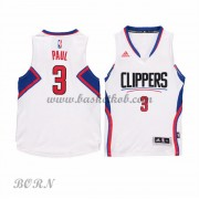 NBA Basketball Trøje Børn Los Angeles Clippers 2015-16 Chris Paul 3# Home..