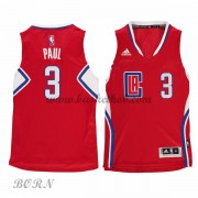 NBA Basketball Trøje Børn Los Angeles Clippers 2015-16 Chris Paul 3# Road..