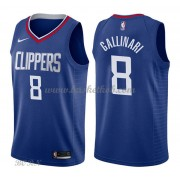 NBA Basketball Trøje Børn Los Angeles Clippers 2018 Danilo Gallinari 8# Icon Edition..