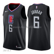 NBA Basketball Trøje Børn Los Angeles Clippers 2018 Deandre Jordan 6# Statement Edition..
