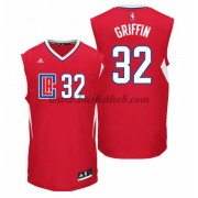 Los Angeles Clippers Basketball Trøjer 2015-16 Blake Griffin 32# Road..