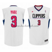 Los Angeles Clippers Basketball Trøjer 2015-16 Chris Paul 3# Home..