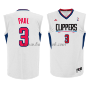 Los Angeles Clippers Mænd NBA Trøjer 2015-16  Chris Paul 3# Home Swingman..
