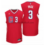 Los Angeles Clippers Basketball Trøjer 2015-16 Chris Paul 3# Road..