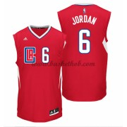 Los Angeles Clippers Basketball Trøjer 2015-16 Deandre Jordan 6# Road..