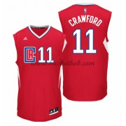 Los Angeles Clippers Basketball Trøjer 2015-16 Jamal Crawford 11# Road..