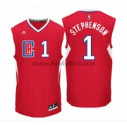 Los Angeles Clippers Basketball Trøjer 2015-16 Lance Stephenson 1# Road..