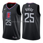 Los Angeles Clippers Basketball Trøjer 2018 Austin Rivers 25# Statement Edition..
