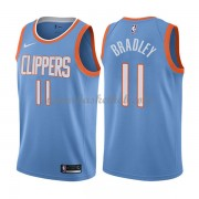 Los Angeles Clippers Basketball Trøjer 2018 Avery Bradley 11# City Edition..