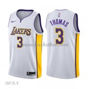 NBA Basketball Trøje Børn Los Angeles Lakers 2018 Isaiah Thomas 3# Association Edition..