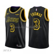 NBA Basketball Trøje Børn Los Angeles Lakers 2018 Isaiah Thomas 3# City Edition..