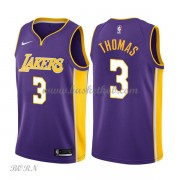 NBA Basketball Trøje Børn Los Angeles Lakers 2018 Isaiah Thomas 3# Statement Edition..