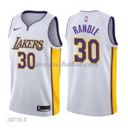 NBA Basketball Trøje Børn Los Angeles Lakers 2018 Julius Randle 30# Association Edition..