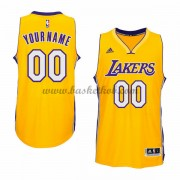 Los Angeles Lakers Basketball Trøjer 2015-16 Gold Home..