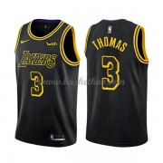 Los Angeles Lakers Basketball Trøjer 2018 Isaiah Thomas 3# City Edition..