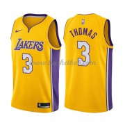 Los Angeles Lakers Basketball Trøjer 2018 Isaiah Thomas 3# Icon Edition..