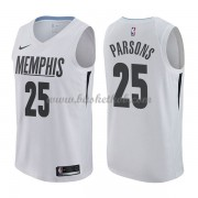 Memphis Grizzlies Basketball Trøjer 2018 Chandler Parsons 25# City Edition..