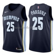 Memphis Grizzlies Basketball Trøjer 2018 Chandler Parsons 25# Icon Edition..