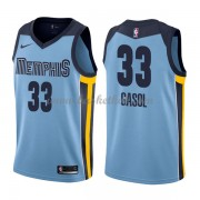 Memphis Grizzlies Basketball Trøjer 2018 Marc Gasol 33# Statement Edition..