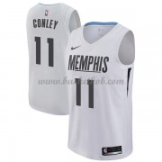 Memphis Grizzlies Basketball Trøjer 2018 Mike Conley 11# City Edition..