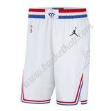 2019 Hvid All Star Game Swingman Basketball Shorts