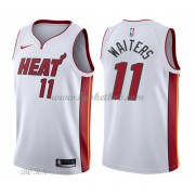 NBA Basketball Trøje Børn Miami Heat 2018 Dion Waiters 11# Association Edition..