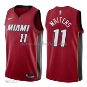NBA Basketball Trøje Børn Miami Heat 2018 Dion Waiters 11# Statement Edition..