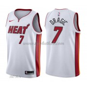 NBA Basketball Trøje Børn Miami Heat 2018 Goran Dragic 7# Association Edition..