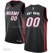 NBA Basketball Trøje Børn Miami Heat 2018 Icon Edition..