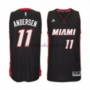 Miami Heat Basketball Trøjer 2015-16 Chris Andersen 11# Road..