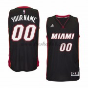 Miami Heat Basketball Trøjer 2015-16 Road..