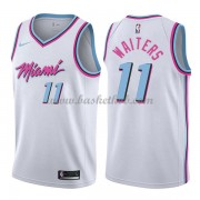 Miami Heat Basketball Trøjer 2018 Dion Waiters 11# City Edition..