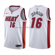 Miami Heat Basketball Trøjer 2018 James Johnson 16# Association Edition..