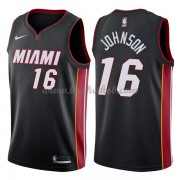 Miami Heat Basketball Trøjer 2018 James Johnson 16# Icon Edition..
