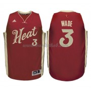 Miami Heat 2015 Dwyane Wade 3# Jul NBA Basketball Trøjer..