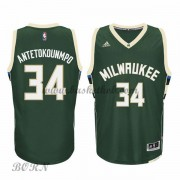 NBA Basketball Trøje Børn Milwaukee Bucks 2015-16 Giannis Antetokounmp 34# Road..