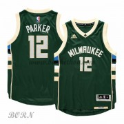NBA Basketball Trøje Børn Milwaukee Bucks 2015-16 Jabari Parker 12# Road..