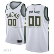 NBA Basketball Trøje Børn Milwaukee Bucks 2018 Association Edition..
