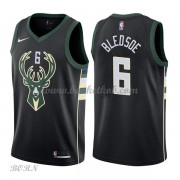 NBA Basketball Trøje Børn Milwaukee Bucks 2018 Eric Bledsoe 6# Statement Edition..