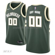 NBA Basketball Trøje Børn Milwaukee Bucks 2018 Icon Edition..