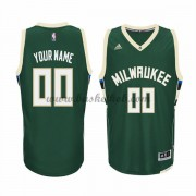 Milwaukee Bucks Basketball Trøjer 2015-16 Road..