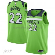 NBA Basketball Trøje Børn Minnesota Timberwolves 2018 Andrew Wiggins 22# Statement Edition..